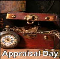 Nov. 14th, (Tuesday), 2017 - Appraisal & Consignment Day for your Heirlooms and Treasures!